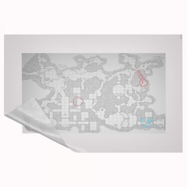 Ergon Games Frosted Tabletop RPG Mat 1
